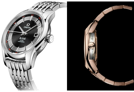 Tourneau Plugs Omega De Ville On TV: Next Watch Commercial Sighting Feature Articles