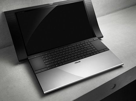 Bang & Olufsen's ASUS NX90Jq laptop is a showstopper at CES 2010