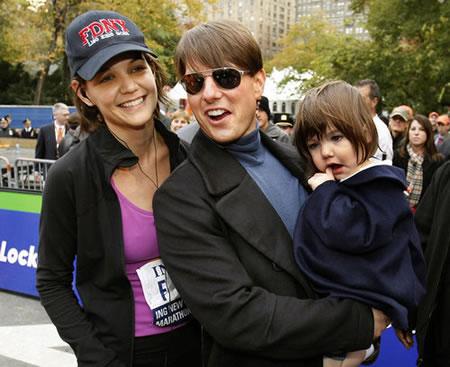 tom cruise daughter. Tom Cruise rumored to splurge