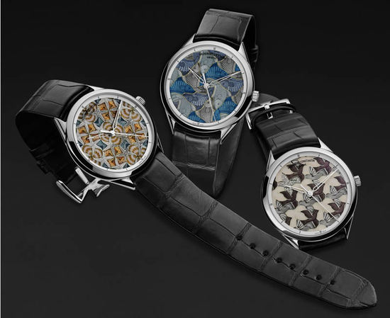 Vacheron Constanin Métiers d'Art – Les Univers Infinis collection rolls out three timepieces