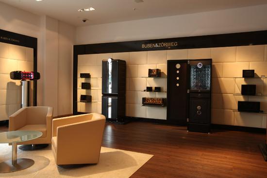 Buben & Zorweg opens a new boutique in Krasnodar, Russia