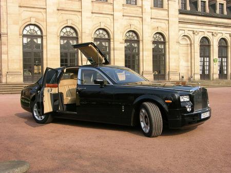 Rolls Royce Phantom. EDAG Rolls-Royce Phantom