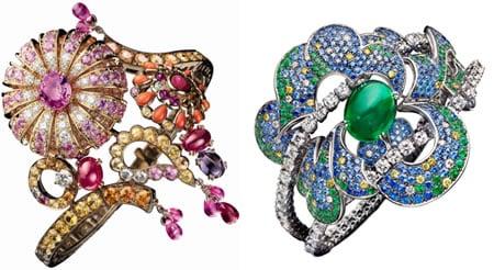 伯敻(Boucheron)以人作為發想的珠寶設計: 歡樂巴黎(Gaîté Parisienne)系列
