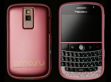 #Dave's Phone :3 Pink_blackberry