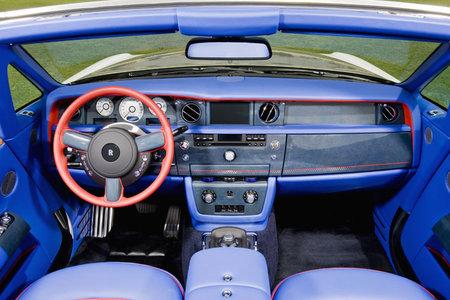 Rolls Royce 300. Rolls Royce Abu Dhabi unveils