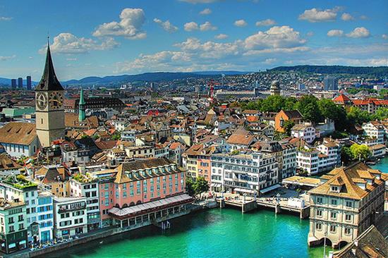 Zurich es la ciudad más cara para vivir