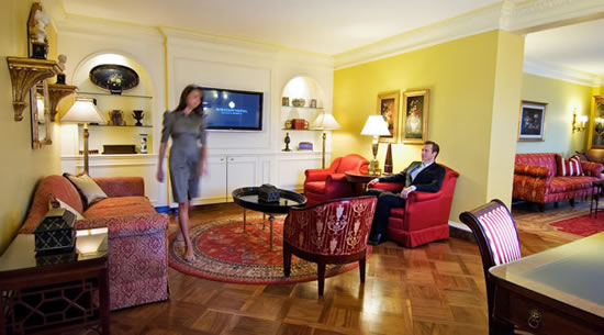 Feel luxury a look inside the best presidential suites of washington d c for 2 bedroom suite hotels washington dc