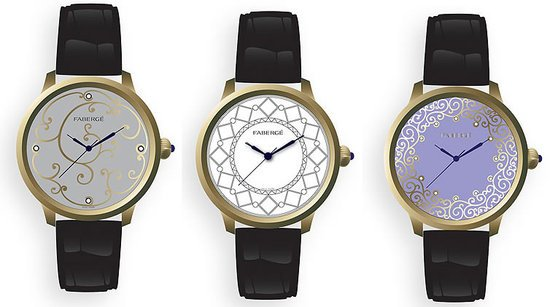 Fabergé Horlogerie unveils the Palais du Temps watch collection