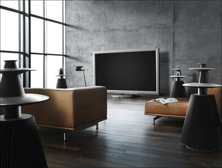 Bang & Olufsen's 103- inch BeoVision Plasma is a $135,000 entertainment monster