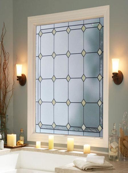 Bathroom Window Treatments. Choosing The Perfect Window Treatments ...