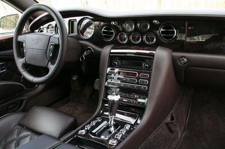 Bentley Brooklands Black. 2009 Bentley Brooklands -