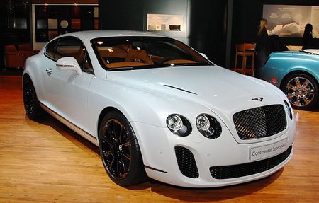 Bentley Continental Supersports. Bentley Continental
