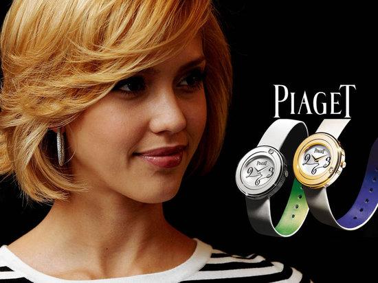 Джессика Альба заменит Сиенну Миллер, как новое лицо Piaget