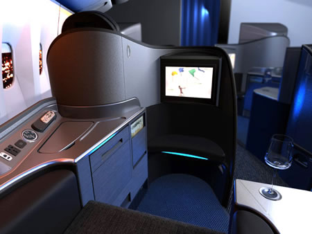 airlines first class suite