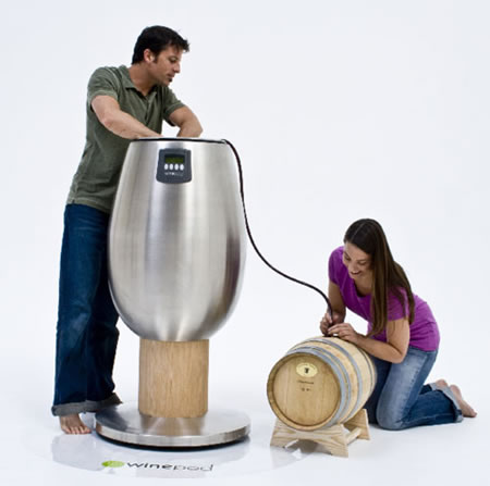 A winemaker called the WinePod