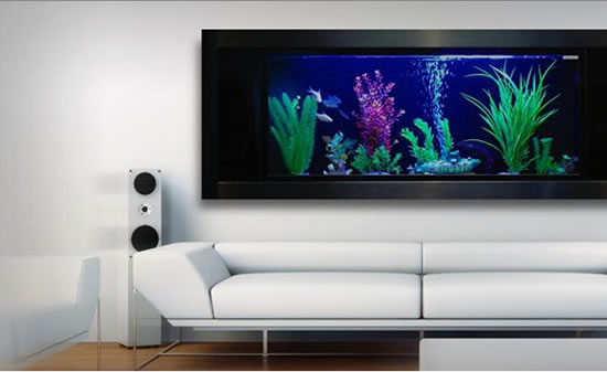 Fish Tank Wall Mount. mount your fish tank on