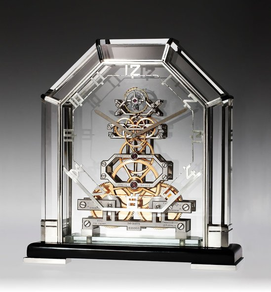 1933 Vacheron & Constantin clock tops the list at Antiquorum's auction