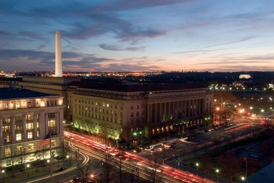 Welcome the new US President with the JW Marriott President's Inauguration package
