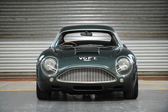 Aston Martin car modified for a James Bond movie is on sale