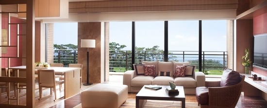 Ritz Carlton Okinawa opens as the first luxury resort hotel in Japan
