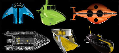 Exomos Personal Luxury Submersible Yachts - Luxurylaunches.com :  gadgets contest2 luxurylaunches exomos