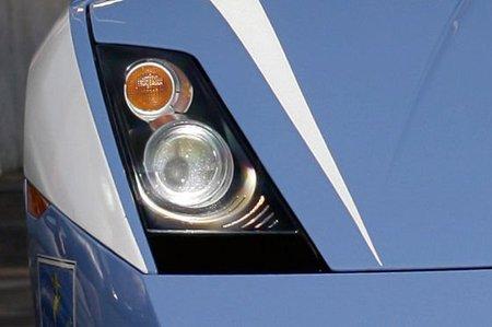 lamborghini gallardo 7 thumb 450x299 La police italienne roule en Lamborghini