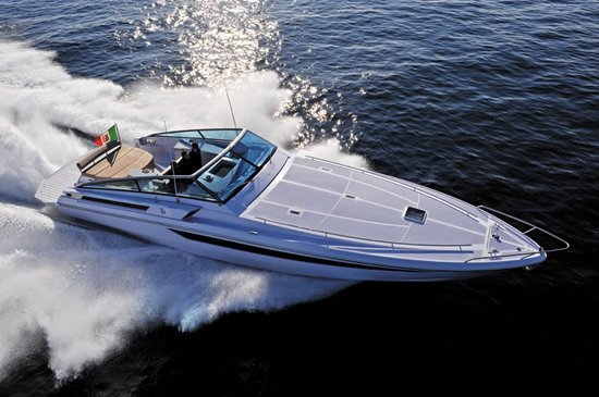 A pure open yacht from Baia Yachts, this baby boasts of the latest ...