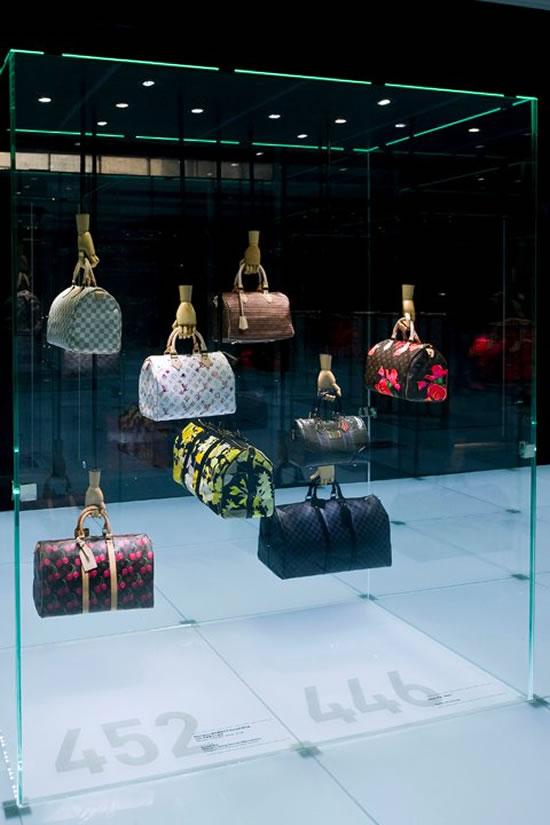 Louis Vuitton празднует свое 20-летие в Китае