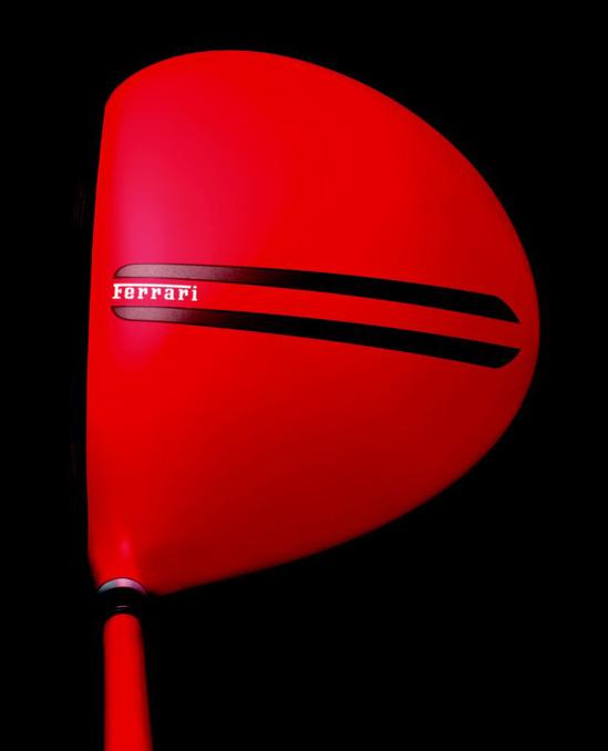 Ferrari Teams Up With Cobra Puma Golf For Special Edition