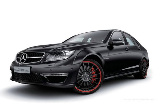 New Mercedes-Benz C63 AMG Performance Studio Edition is exclusive to Japan