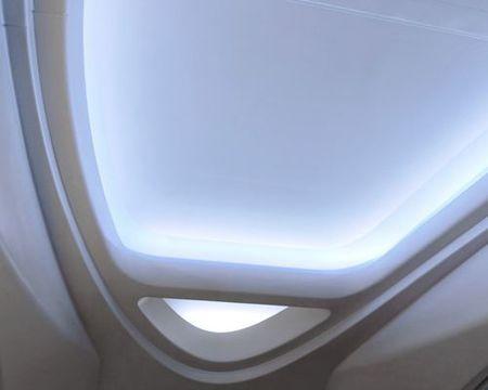 飞机内部图片