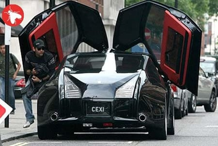 Pimped Rolls Royce
