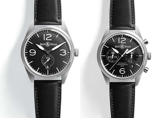 Bell & Ross unveils the Vintage Collection of timepieces