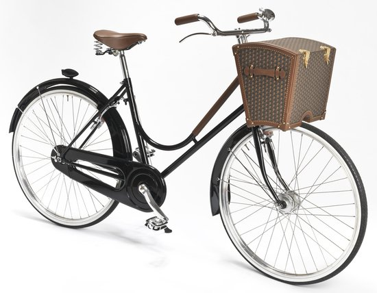 Moynat Bicycle Trunk unveiled