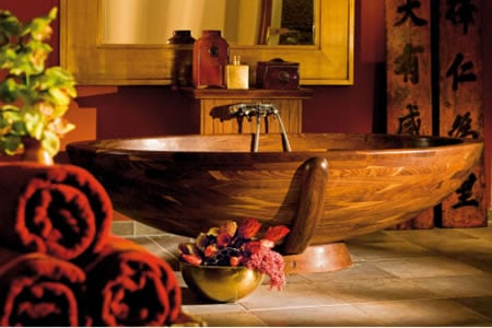 New Wooden Bathtubs classic variouse
