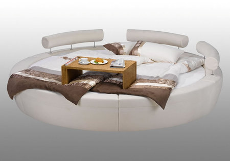 Acquabed line of waterbeds offer style and comfort
