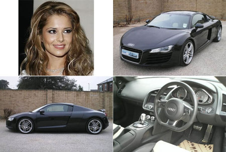 ashley cole wife cars