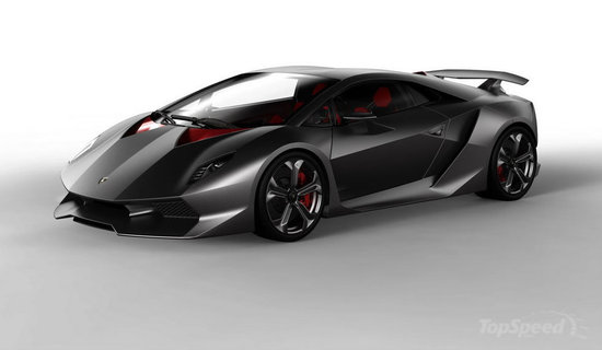 2011 Lamborghini Concept