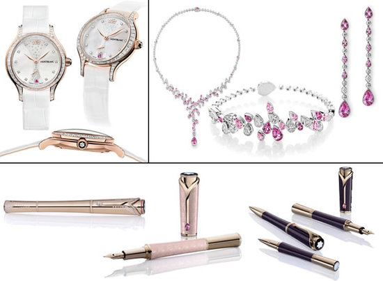 Montblanc  launches the Collection Princesse Grace de Monaco