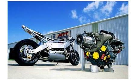 mtt gas turbine superbike