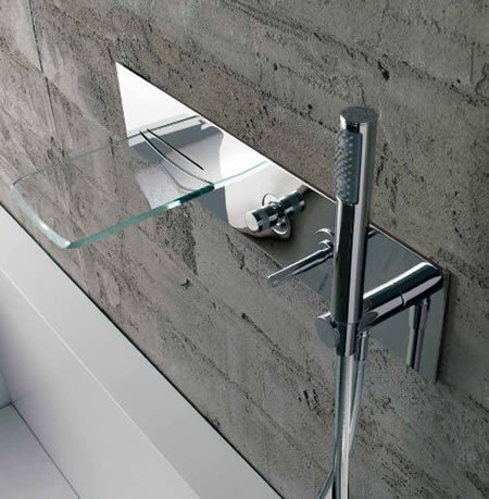Designer Bathroom Faucets on Interior Design Room Led Bathroom Faucet By Gessi   Stylehive