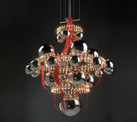 The royal BB lighting by Quassar is oh-so-beautiful! - Luxurylaunches.com