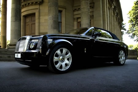 Rolls Royce Phantom Drophead Coupe. Rolls Royce Phantom Drophead