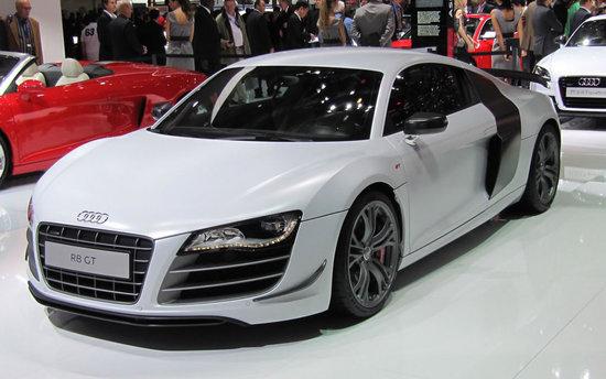 Audi R8 GT 2011