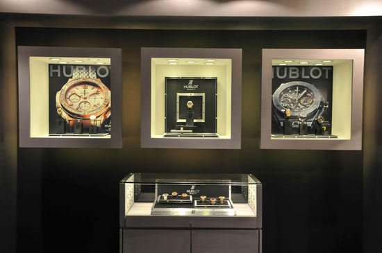 Hublot the masters of fusion between tradition and future through its design, knowledge and materials, showcase their priced wa.jpg