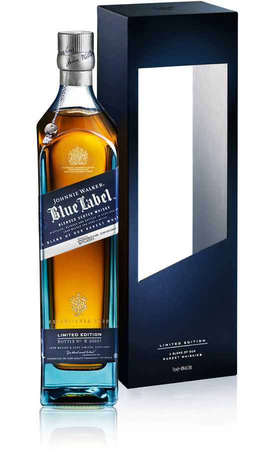 2012 Johnnie Walker Blue Label Collection By Porsche