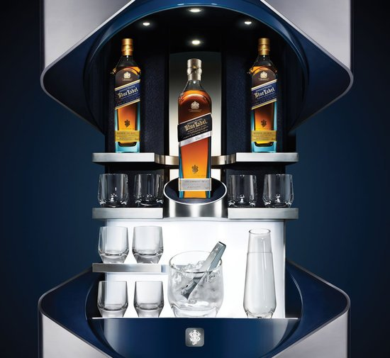 2012 Johnnie Walker Blue Label Collection by Porsche Design Studio unveiled