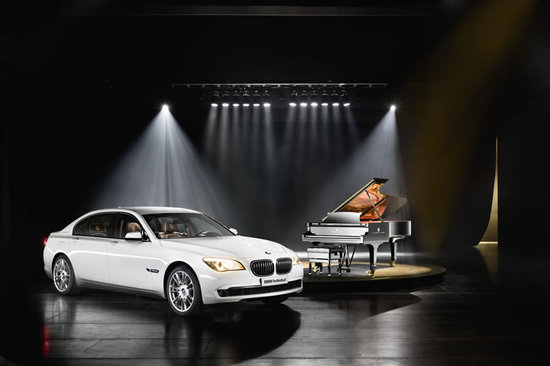 Latest Car: BMW 7-Series Steinway&Sons 2010 cars wallpapers