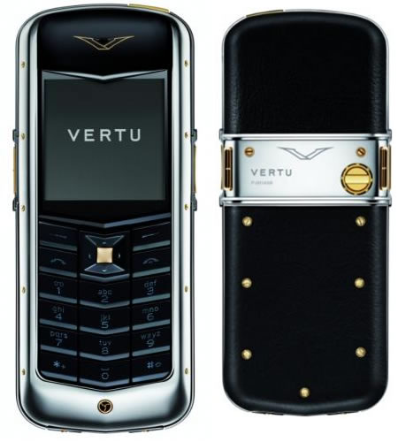 mobile phone world discover vertu. Black Bedroom Furniture Sets. Home Design Ideas