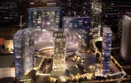 Aria Resort & Casino is most expensive joint to open on Las Vegas Strip